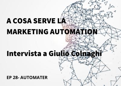 a cosa serve la marketing automation